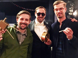 Folge 260: Goldene Kamera, #GoslingGate und Aurel Mertz zu Gast